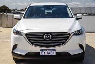 2016 Mazda CX-9 TC Touring SKYACTIV-Drive White 6 Speed Sports Automatic Wagon