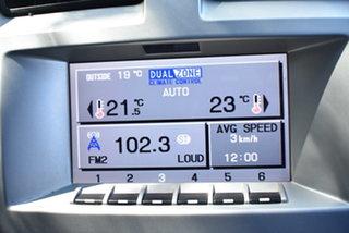 2010 Ford Territory SY MkII Ghia RWD Black 4 Speed Sports Automatic Wagon