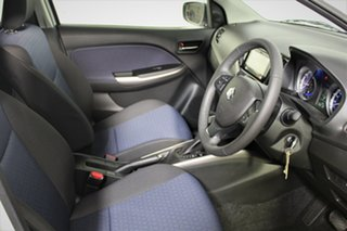 2021 Suzuki Baleno EW Series II GL Premium Silver 4 Speed Automatic Hatchback