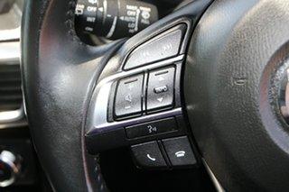 2015 Mazda CX-5 KE1032 Grand Touring SKYACTIV-Drive AWD Jet Black 6 Speed Sports Automatic Wagon