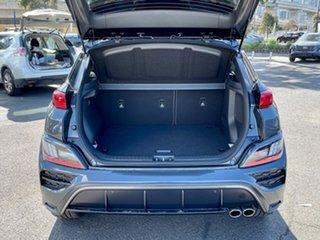 2021 Hyundai Kona Os.v4 MY21 N-Line D-CT AWD Premium Yg7 7 Speed Sports Automatic Dual Clutch Wagon