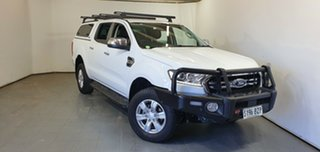 2018 Ford Ranger PX MkIII 2019.00MY XLT White 6 Speed Manual Utility.