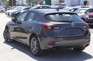 2017 Mazda 3 BN5438 SP25 SKYACTIV-Drive Astina Grey 6 Speed Sports Automatic Hatchback.
