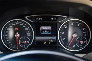 2017 Mercedes-Benz B-Class W246 807MY B180 DCT Silver 7 Speed Sports Automatic Dual Clutch Hatchback