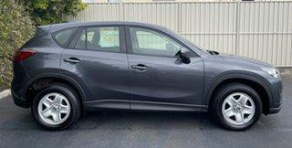 2015 Mazda CX-5 KE1032 Maxx SKYACTIV-Drive AWD Grey 6 Speed Sports Automatic Wagon.