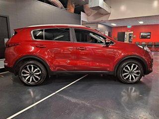 2017 Kia Sportage QL MY18 Si 2WD Cherry Cola 6 Speed Sports Automatic Wagon.