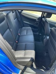 2010 Holden Commodore Blue 6 Speed Manual Sedan