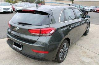 2021 Hyundai i30 PD.V4 MY21 Grey 6 Speed Sports Automatic Hatchback