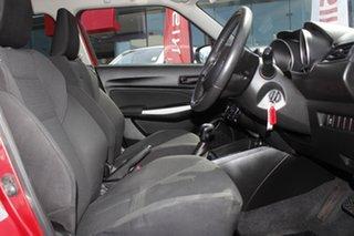 2018 Suzuki Swift AZ GL Navigator Red 1 Speed Constant Variable Hatchback