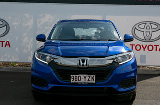 2019 Honda HR-V MY19 VTi Continuous Variable Wagon.