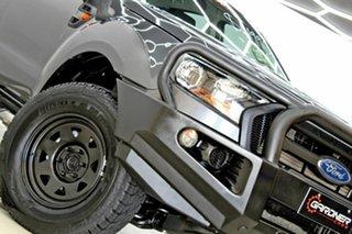 2016 Ford Ranger PX MkII MY17 XL 2.2 (4x4) Grey 6 Speed Automatic Crew Cab Utility.