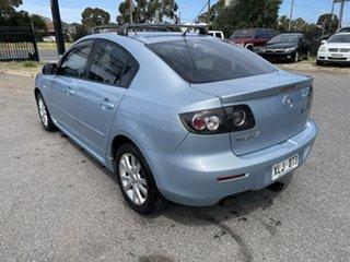 2006 Mazda 3 BK10F1 Maxx Sport Blue 5 Speed Manual Sedan
