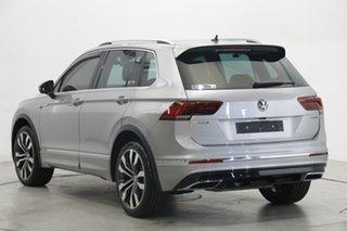 2020 Volkswagen Tiguan 5N MY20 162TSI DSG 4MOTION Highline Tungsten Silver 7 Speed.