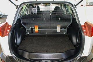 2013 Toyota RAV4 ZSA42R GX (2WD) Glacier White Continuous Variable Wagon
