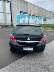 2007 Holden Astra AH MY07 CDX Black 5 Speed Manual Hatchback