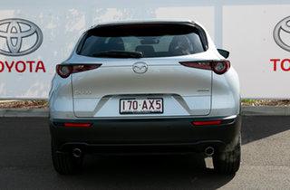 2020 Mazda CX-30 CX-30A G20 Touring (FWD) Silver 6 Speed Automatic Wagon