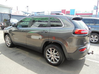 2017 Jeep Cherokee KL MY17 Limited Grey 9 Speed Sports Automatic Wagon