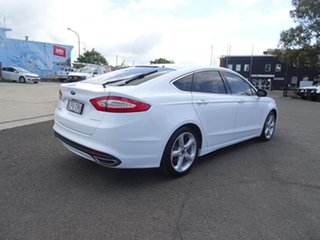 2018 Ford Mondeo MD 2018.75MY Trend White 6 Speed Automatic Hatchback