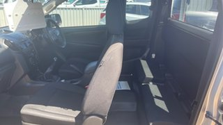 2014 Isuzu D-MAX MY15 SX Space Cab Silver 5 Speed Manual Cab Chassis