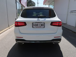 2019 Mercedes-Benz GLC-Class X253 809MY GLC200 9G-Tronic White 9 Speed Sports Automatic Wagon