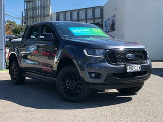 2021 Ford Ranger PX MkIII 2021.75MY FX4 Meteor Grey 6 Speed Sports Automatic Double Cab Pick Up.