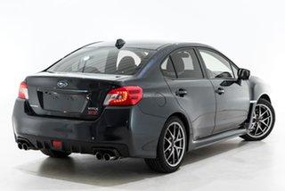 2015 Subaru WRX V1 MY15 STI AWD Premium Grey 6 Speed Manual Sedan.