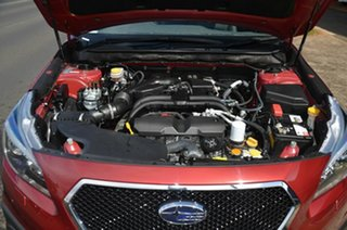 2016 Subaru Outback MY16 2.5I Premium Red Continuous Variable Wagon