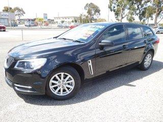 2017 Holden Commodore VF II MY17 Evoke Sportwagon Black 6 Speed Sports Automatic Wagon.