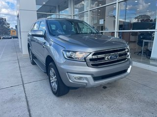 2018 Ford Everest UA 2018.00MY Trend Silver 6 Speed Sports Automatic SUV.