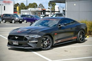 2019 Ford Mustang FN 2020MY GT Black 10 Speed Sports Automatic Fastback.