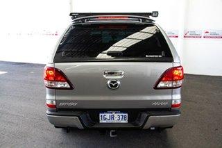 2017 Mazda BT-50 MY17 Update GT (4x4) 6 Speed Automatic Dual Cab Utility