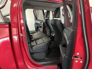 2018 Toyota Hilux GUN126R SR5 Double Cab Red 6 Speed Sports Automatic Utility