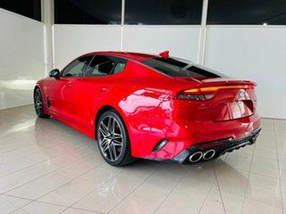 2021 Kia Stinger CK MY21 GT-Line Fastback Red 8 Speed Sports Automatic Sedan.