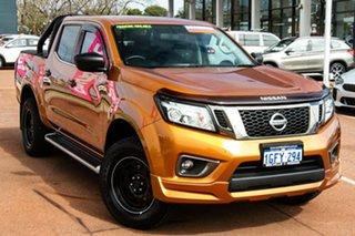 2017 Nissan Navara D23 S3 ST Gold 7 Speed Sports Automatic Utility.