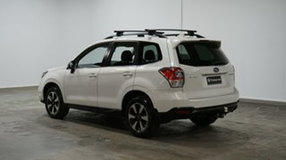 2018 Subaru Forester S4 MY18 2.5i-L CVT AWD Crystal White 6 Speed Constant Variable Wagon.