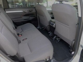 2018 Toyota Kluger Kluger 4x2 GX 3.5L Petrol Automatic Wagon 9T87100 003 Silver Automatic Wagon
