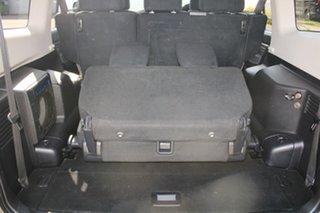 2010 Mitsubishi Pajero NT MY10 Platinum Edition Silver 5 Speed Auto Sports Mode Wagon