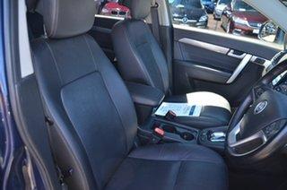2016 Holden Captiva CG MY17 7 LTZ (AWD) Blue 6 Speed Automatic Wagon