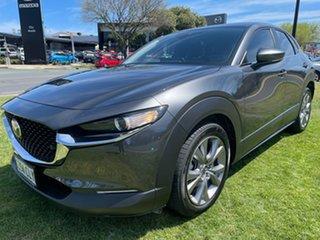 2020 Mazda CX-30 DM2W7A G20 SKYACTIV-Drive Evolve Machine Grey 6 Speed Sports Automatic Wagon
