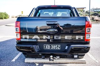 2019 Ford Ranger PX MkIII 2019.00MY XLT Black 6 Speed Sports Automatic Double Cab Pick Up