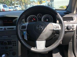 2007 Holden Astra AH MY07 SRi Black 4 Speed Automatic Hatchback