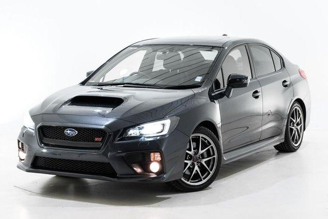 Used Subaru WRX V1 MY15 STI AWD Premium Berwick, 2015 Subaru WRX V1 MY15 STI AWD Premium Grey 6 Speed Manual Sedan