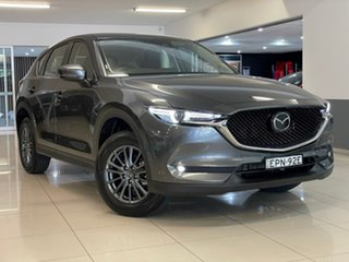 2021 Mazda CX-5 KF2W7A Maxx SKYACTIV-Drive FWD Sport Grey 6 Speed Sports Automatic Wagon