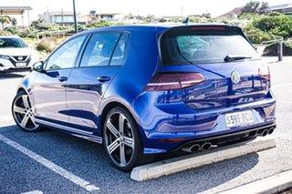 2014 Volkswagen Golf VII MY15 R 4MOTION Blue 6 Speed Manual Hatchback.