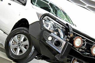 2019 Mazda BT-50 XT (4x4) (5Yr) White 6 Speed Automatic Dual Cab Utility.