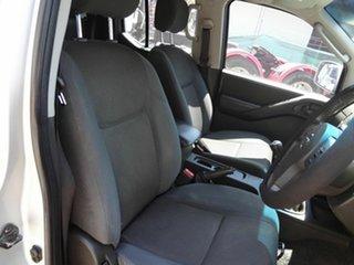 2010 Nissan Navara D40 ST (4x4) Silver 6 Speed Manual Dual Cab Pick-up