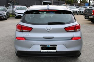 2020 Hyundai i30 PD2 MY20 Active Silver 6 Speed Sports Automatic Hatchback