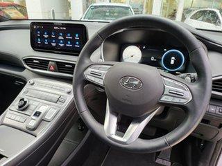 2021 Hyundai Santa Fe Tm.v3 MY21 Highlander White 8 Speed Sports Automatic Wagon