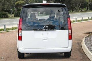 2021 Hyundai Staria-Load US4.V1 MY22 Creamy White 8 Speed Sports Automatic Van