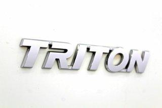 2018 Mitsubishi Triton MR MY19 GLX ADAS White 6 Speed Automatic Double Cab Pick Up